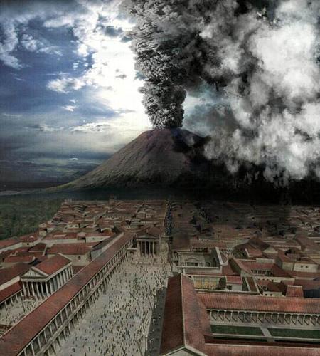 The Eruption of Mount Vesuvius | Squaducation